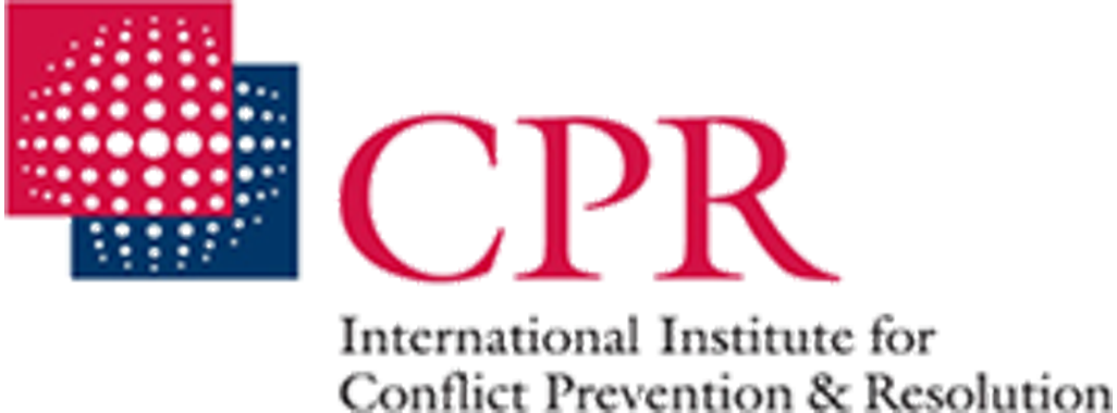 International Institute for Conflict Prevention and Resolution (CPR)